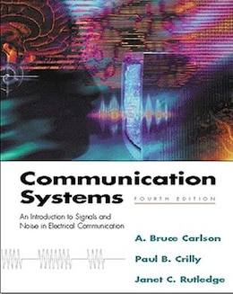 Book Communication Systems by A. Bruce Carlson
