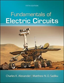 Book Fundamentals of Electric Circuits by Charles Alexander