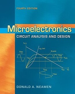 Book Microelectronics Circuit Analysis and Design by Donald Neamen