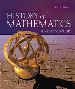 Book The History of Mathematics: An Introduction: An Introduction by David Burton