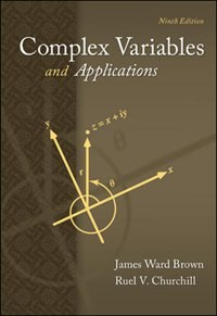 Book Complex Variables and Applications by James Brown