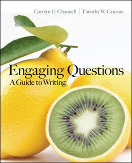 Book Engaging Questions: A Guide to Writing by Carolyn Channell