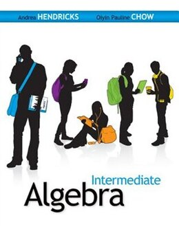 Book Intermediate Algebra by Andrea Hendricks