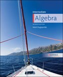 Book Intermediate Algebra by Mark Dugopolski