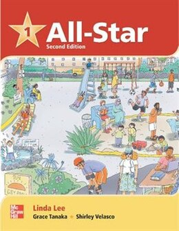Book All-Star 1 Student Book by Linda Lee