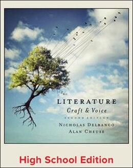 Book Literature: Craft and Voice by Nicholas Delbanco