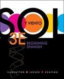 Book Sol y viento: Beginning Spanish by Bill Vanpatten