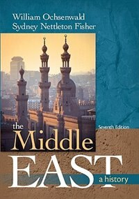 Book The Middle East: A History: A History by William Ochsenwald