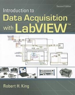 Book Introduction to Data Acquisition with LabView by Robert King