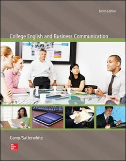 Book College English and Business Communication by Sue Camp