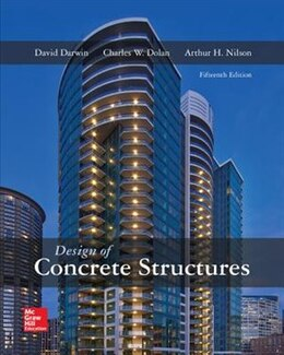 Book Design of Concrete Structures by David Darwin