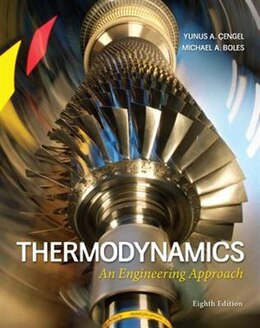 Book Thermodynamics: An Engineering Approach by Yunus Cengel