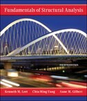 Book Fundamentals of Structural Analysis by Kenneth Leet