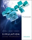 Book Simulation Using ProModel by Charles Harrell