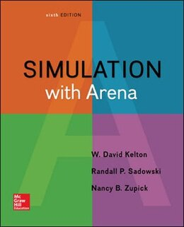 Book Simulation with Arena by W. David Kelton