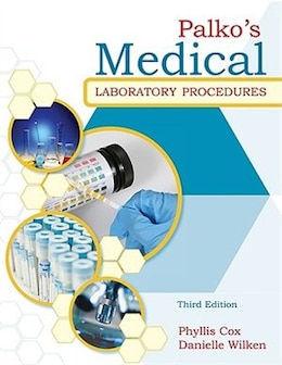Book Palko's Medical Laboratory Procedures by Phyllis Cox