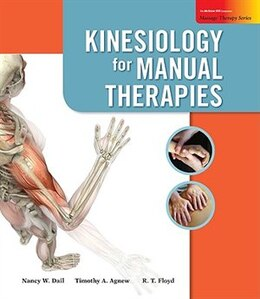 Book Kinesiology for Manual Therapies by Nancy Dail