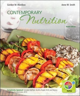 Book Contemporary Nutrition by Gordon Wardlaw