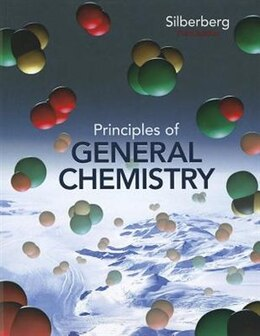 Book Principles of General Chemistry by Martin Silberberg