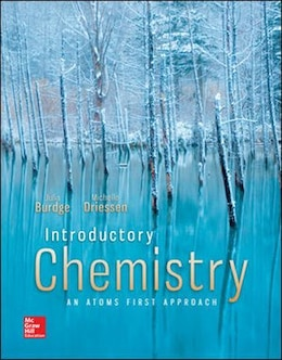 Book Introductory Chemistry: An Atoms First Approach by Julia Burdge