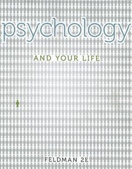Book Psychology and Your Life by Robert Feldman