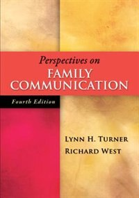 Book Perspectives on Family Communication by Lynn Turner