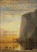 Book California: An Interpretive History by James Rawls