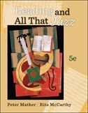 Book Reading and All That Jazz by Peter Mather