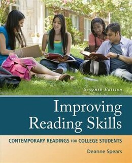 Book Improving Reading Skills by Deanne Spears