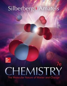 Book Chemistry: The Molecular Nature of Matter and Change by Martin Silberberg