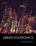 Book Urban Economics by Arthur O'sullivan