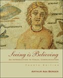Book Seeing Is Believing by Arthur Berger