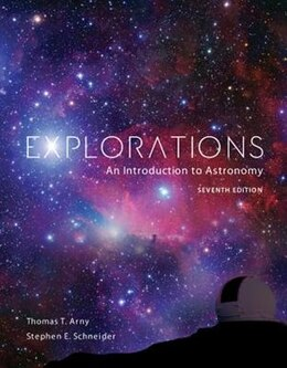 Book Explorations: Introduction to Astronomy by Thomas Arny