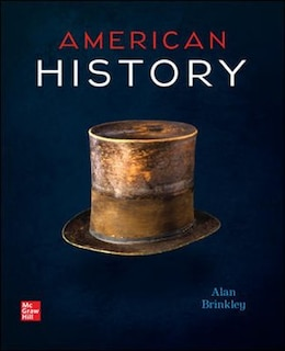 Book American History: Connecting with the Past by Alan Brinkley