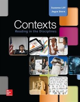 Book Contexts: Reading in the Disciplines by Suzanne Liff