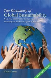 Book The Dictionary of Global Sustainability by Tracy Green