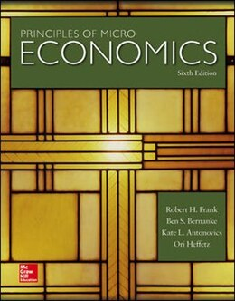 Book Principles of Microeconomics by Robert Frank