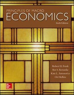 Book Principles of Macroeconomics by Robert Frank