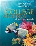 Book College Algebra: Graphs & Models: Graphs & Models by John Coburn