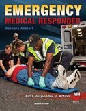 Book Emergency Medical Responder: First Responder in Action: First Responder in Action by Barbara Aehlert