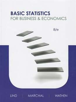 Book Basic Statistics for Business and Economics by Douglas Lind