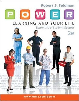 Book P.O.W.E.R. Learning and Your Life: Essentials of Student Success by Robert Feldman