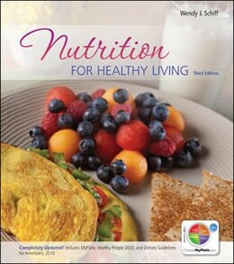 Book Nutrition For Healthy Living by Wendy Schiff