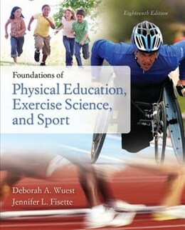 Book Foundations of Physical Education, Exercise Science, and Sport by Deborah Wuest