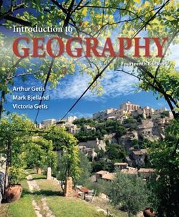 Book Introduction to Geography by Arthur Getis