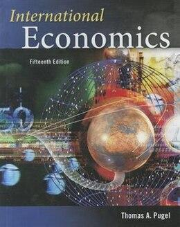 Book International Economics by Thomas Pugel