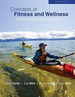 Book Concepts of Fitness And Wellness: A Comprehensive Lifestyle Approach: A Comprehensive Lifestyle… by Charles Corbin
