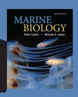 Book Marine Biology by Peter Castro