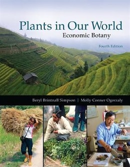 Book Plants in our World: Economic Botany: by Beryl Simpson