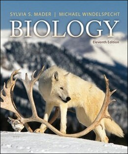 Book Biology by Sylvia Mader